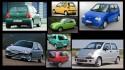 Porównanie: Daewoo Matiz, Fiat Seicento, Peugeot 106, VW Lupo