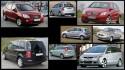 Porównanie: Kia Carens III, Mazda 5 I, Mercedes B-klasa w245, VW Touran I