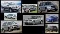 Porownanie: Kia Sportage II, Mitsubishi Outlander I, Subaru Forester II, Toyota Rav-4 II