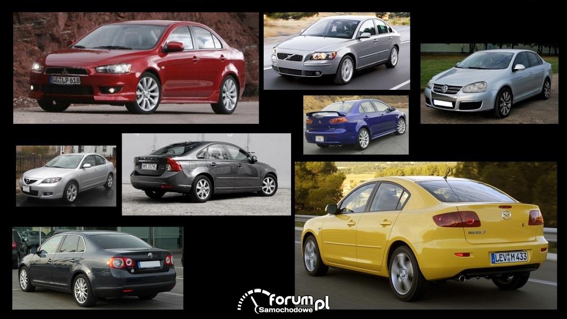 [C] Mazda 3 I 2,0 / Lancer VIII 1,8 / Jetta A5 2,0 FSI / S40 II 2,0