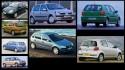 [B] Corsa C 1,2 / Clio II 1,4 / Yaris I 1,0 / Polo III 1,4