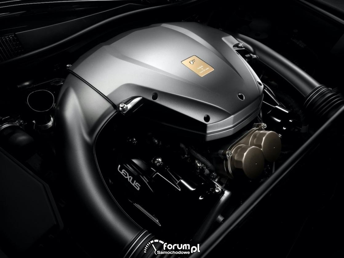 Silnik 1LR-GUE - Lexus