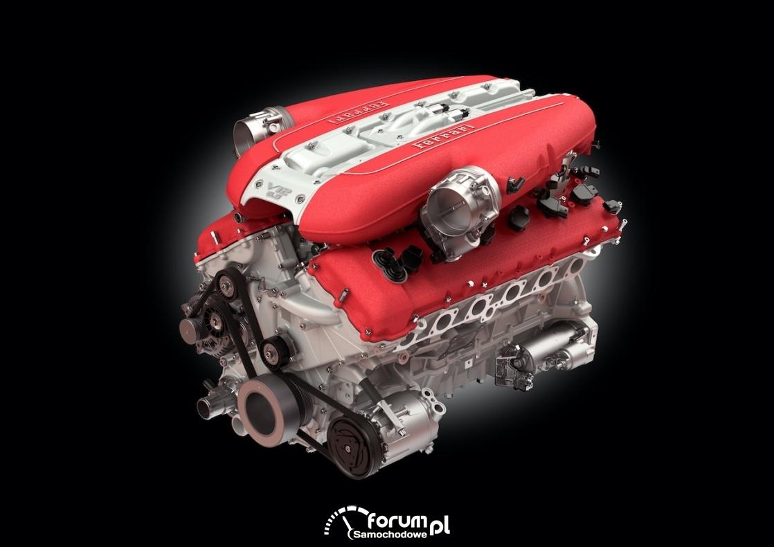 Silnik F140 - Ferrari