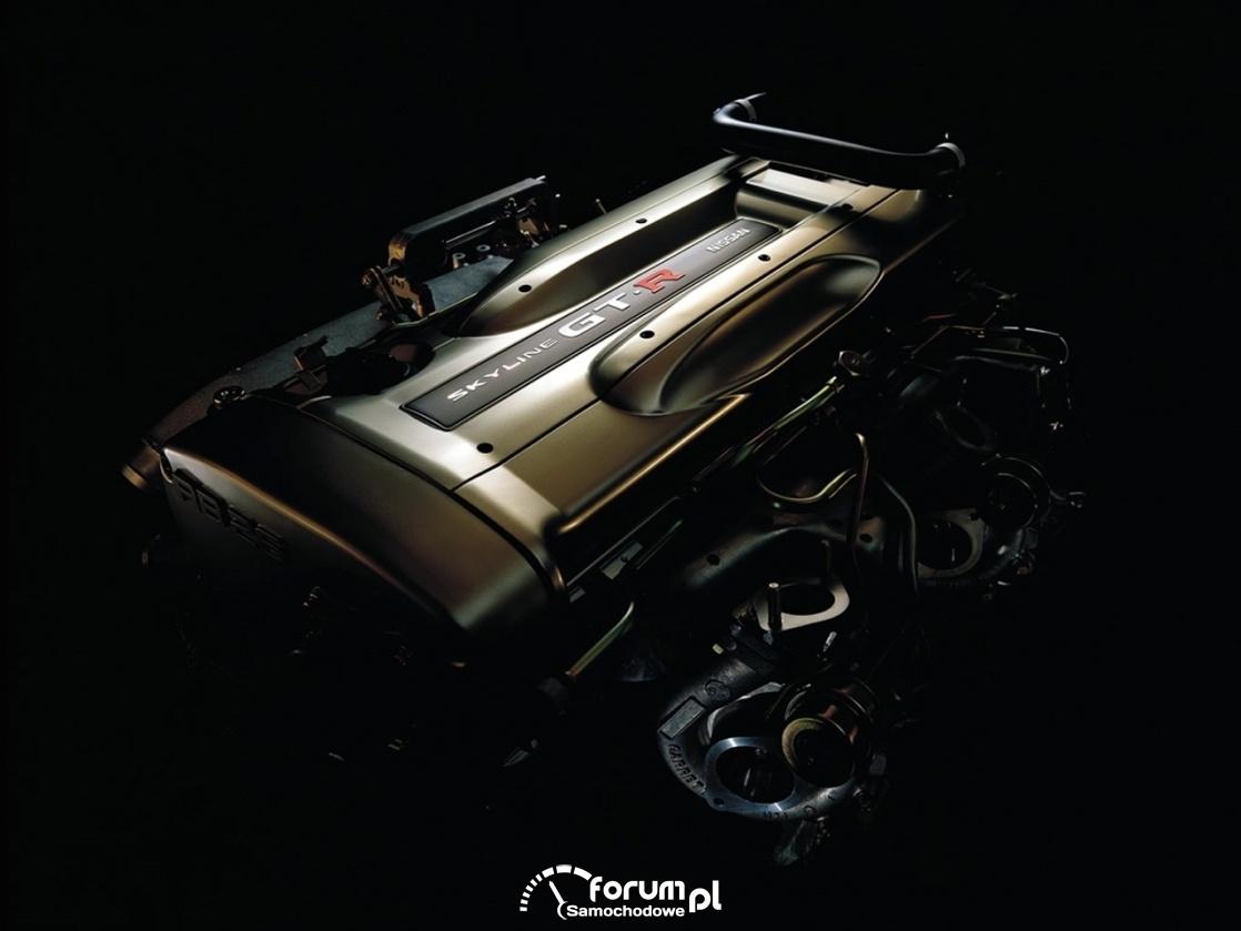 Silnik RB26DETT - Nissan
