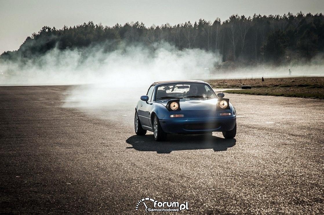 Tor wyścigowy, Mazda MX-5