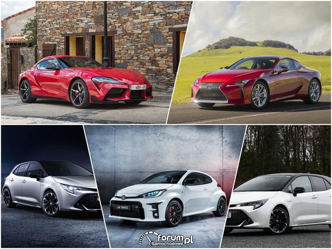 Toyota GR i Lexus
