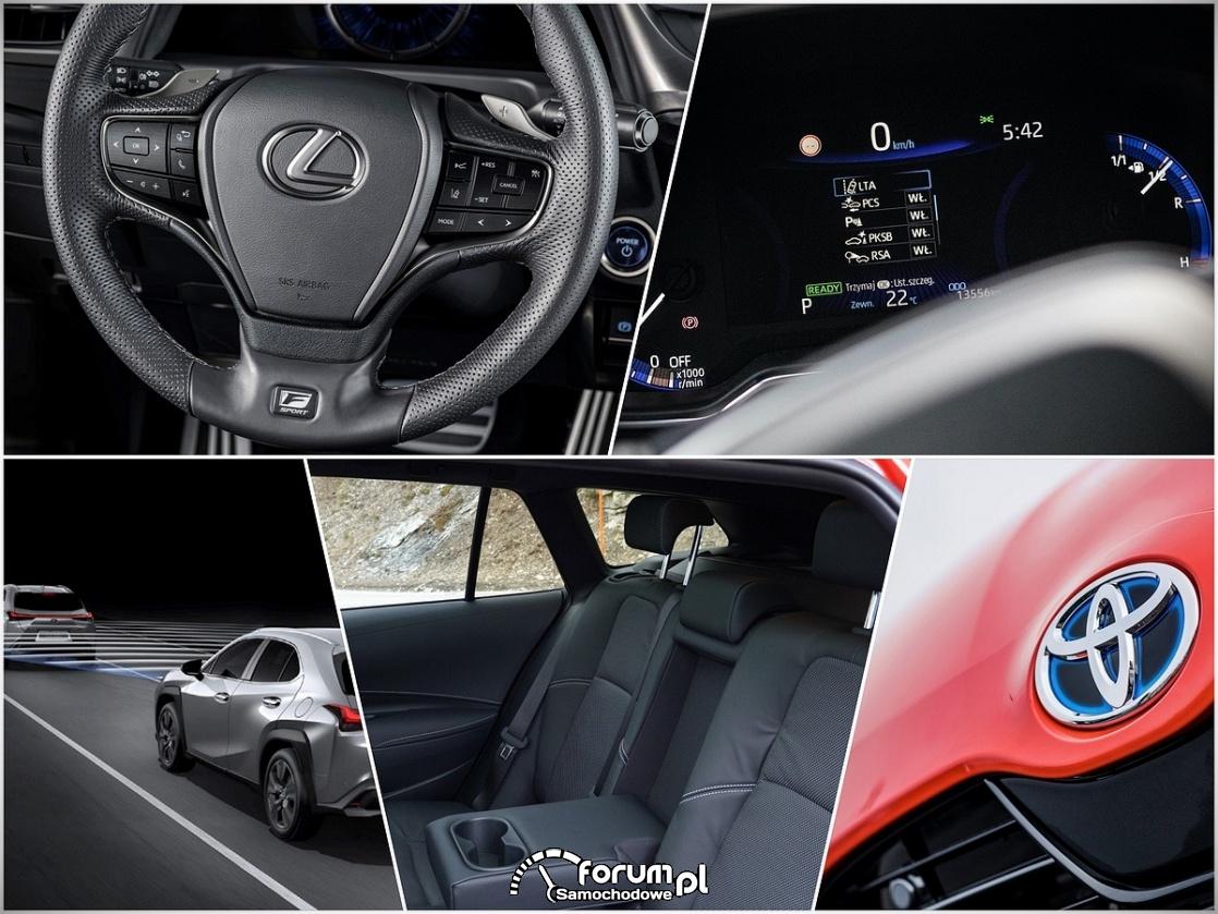 Toyota i Lexus
