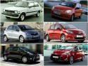 Toyota Yaris - generacje modelu