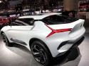 Mitsubishi E-Evolution Concept, alufelgi, tylne światła