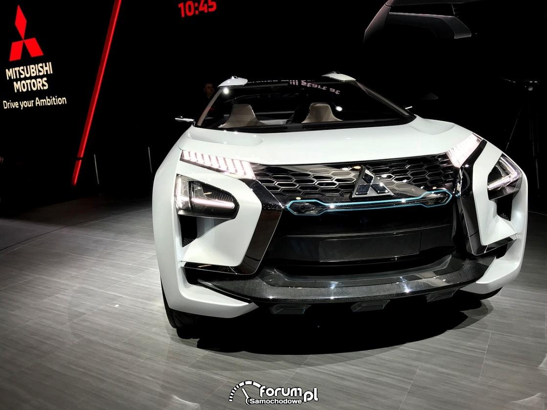 Mitsubishi E-Evolution Concept, przód