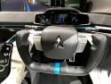 Mitsubishi E-Evolution Concept z pozycji kierowcy