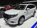 Mitsubishi Outlander PHEV, EV