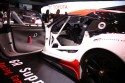Toyota GR Supra, wnętrze