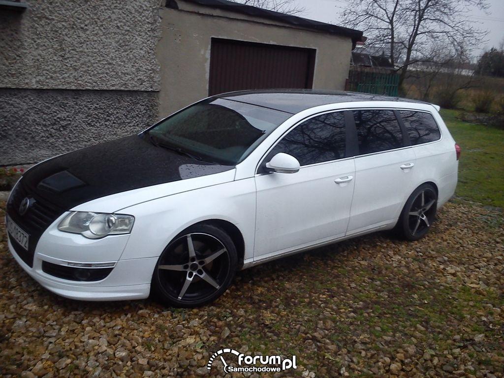 VW Passat b6 kombi tuning