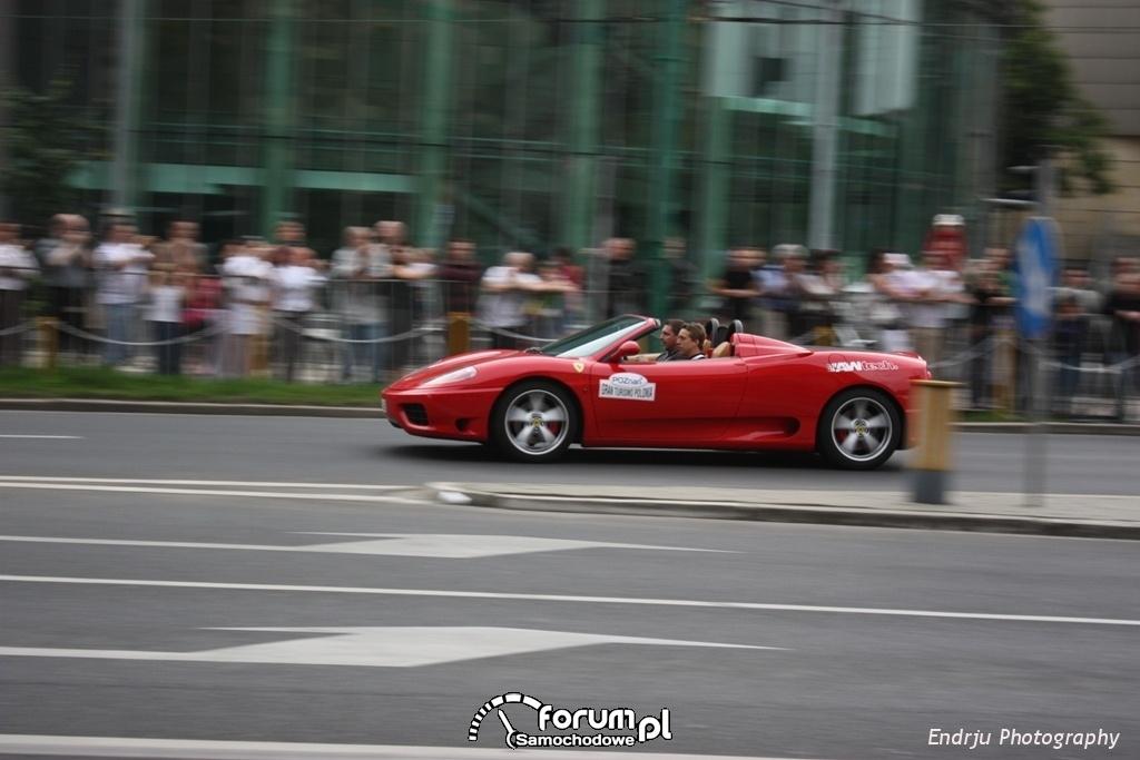 Gran Turismo Polonia 2009 Poznań