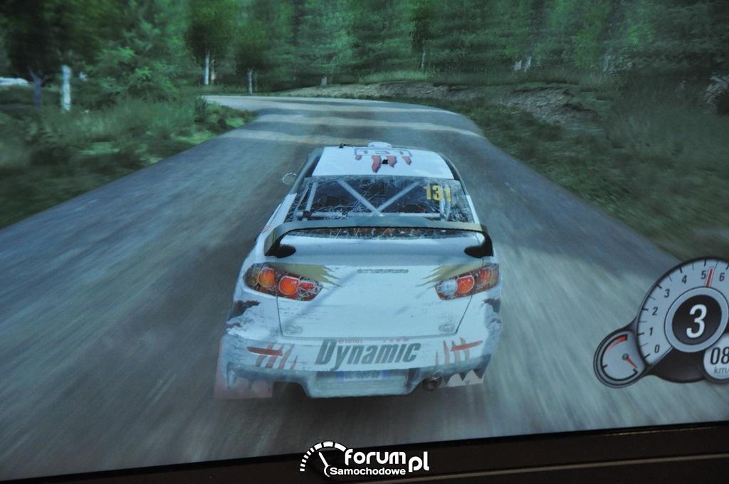 Rajdowe emocje na facebooku i w salonie Mitsubishi Auto GT