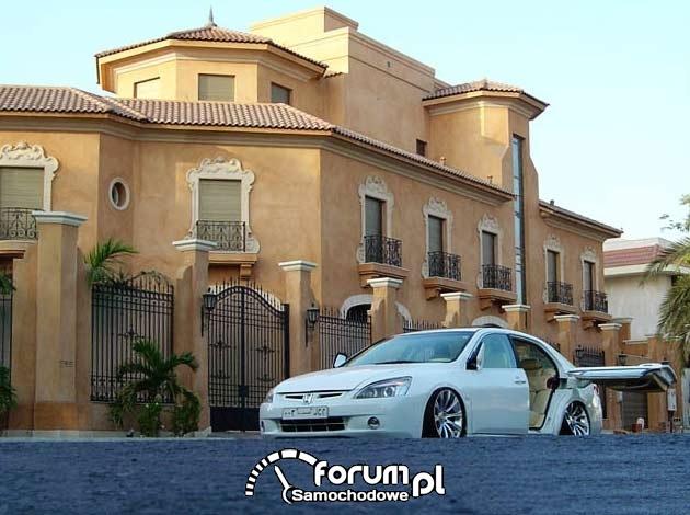 Honda Accord - tuning