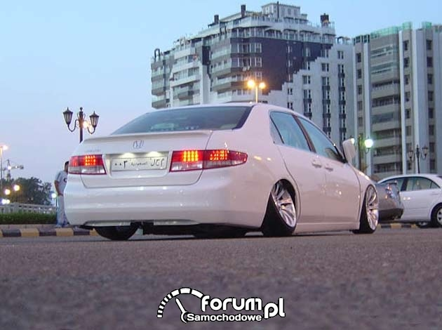 Honda Accord - tuning
