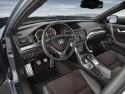 Honda Accord, wnętrze