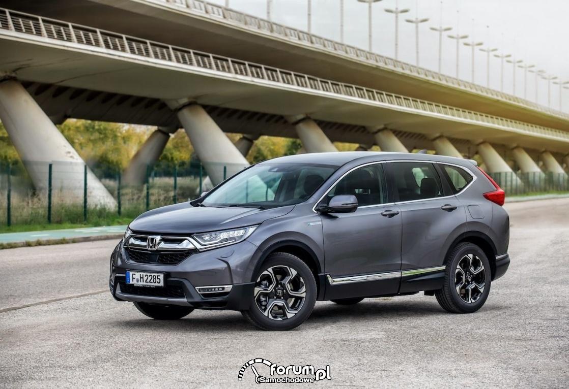 Honda CR-V 2.0 i-MMD Hybrid