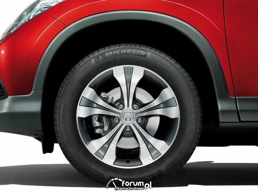 Honda CR-V 2013, alufelgi