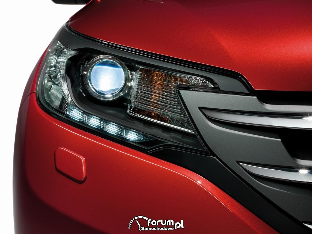 Honda CR-V 2013, LEDy