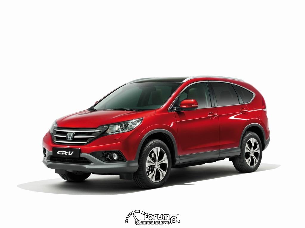 Nowa Honda CR-V - oficjalna sprzedaż rozpoczęta