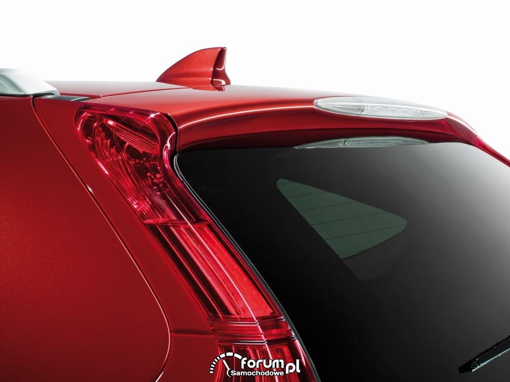 Honda CR-V 2013, trzecie światło stopu