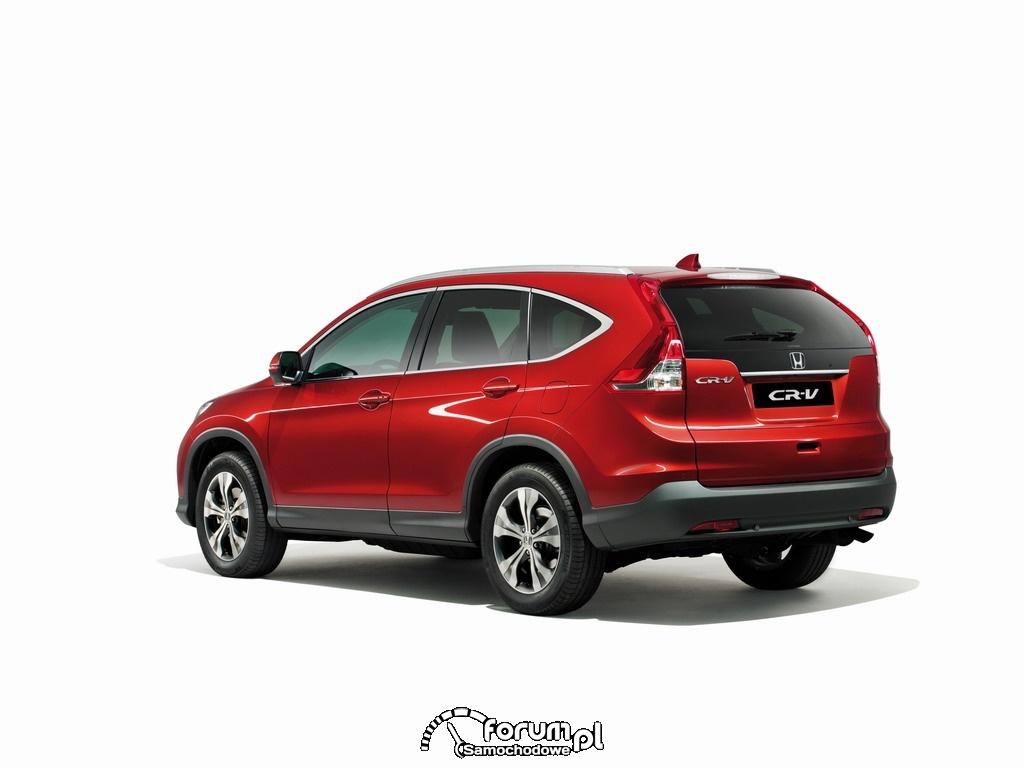 Honda CR-V 2013, tył