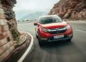 Honda CR-V - SUV średniej wielkości
