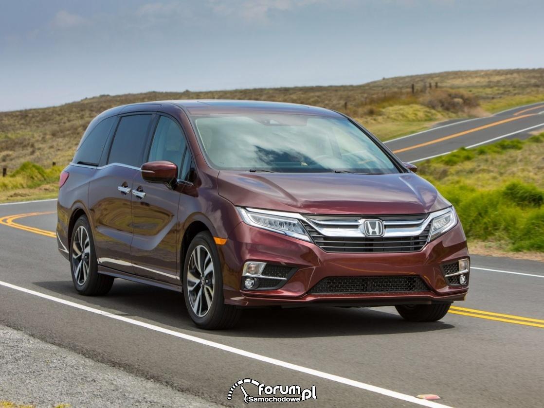 Honda Odyssey, 2017