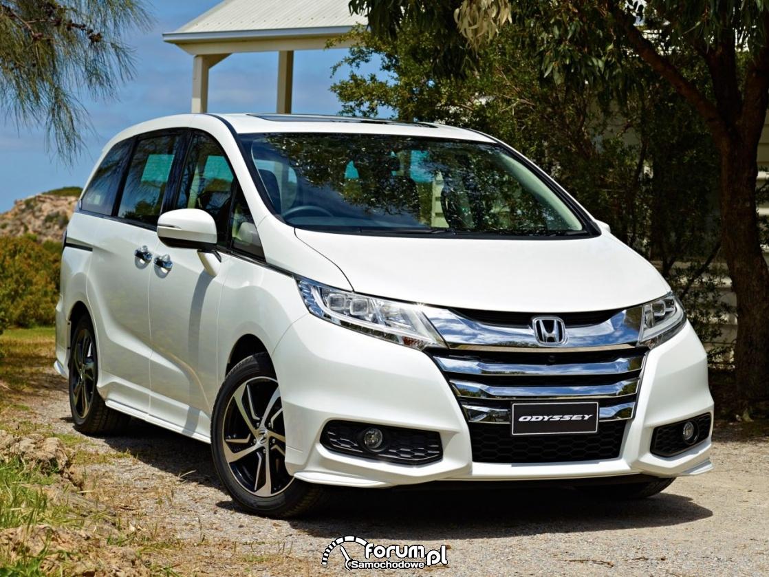 Honda Odyssey VTi L, 2014 rok