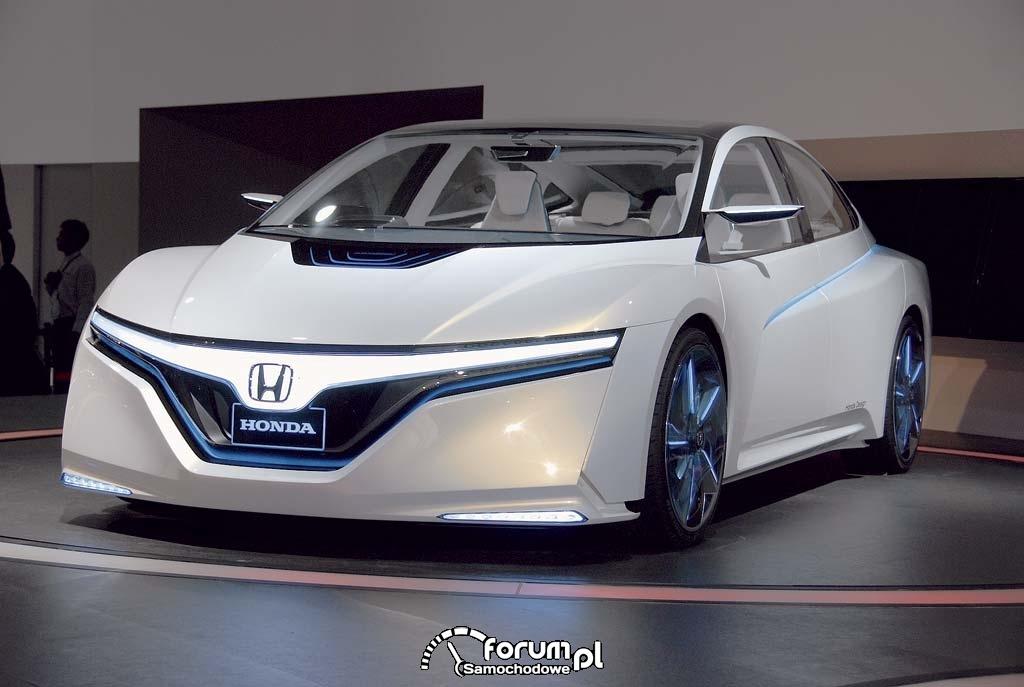 Koncepcyjna hybrydowa Honda AC-X - Tokyo Motor Show 2011