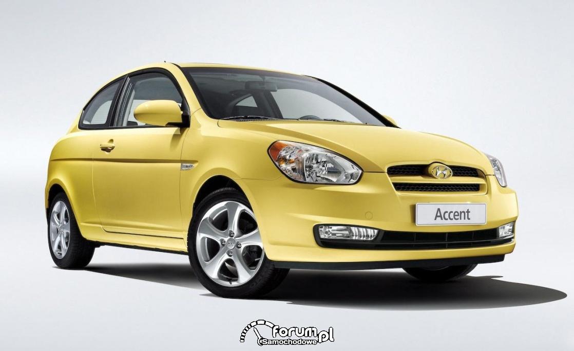 Hyundai Accent III