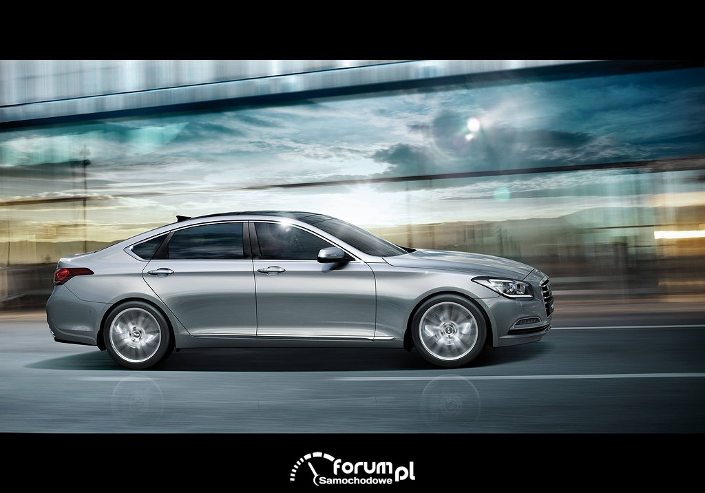 Hyundai Genesis, bok