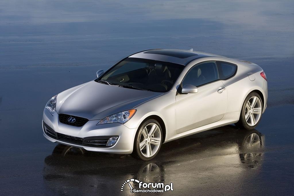 Hyundai Genesis Coupe 2