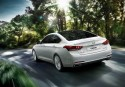 Hyundai Genesis, tył