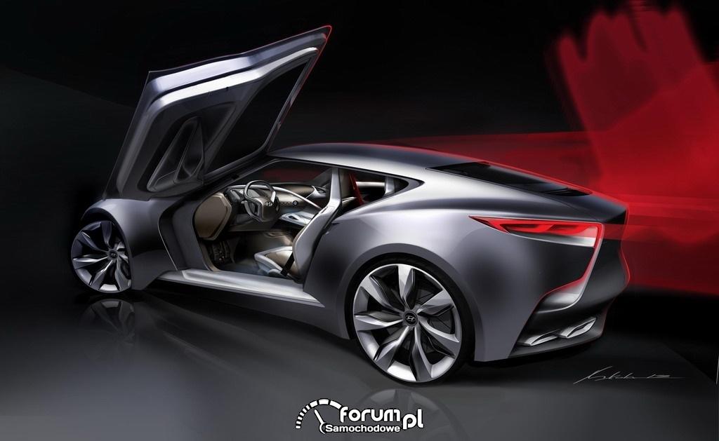 Hyundai HND-9 model koncepcyjny