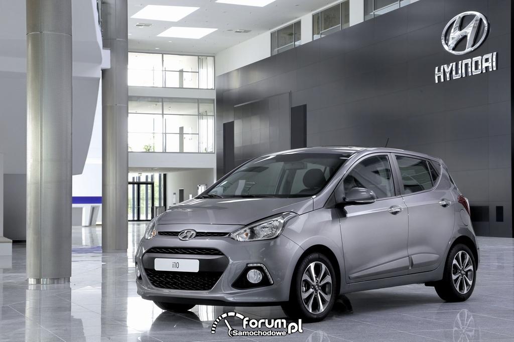 Hyundai i10, 2013