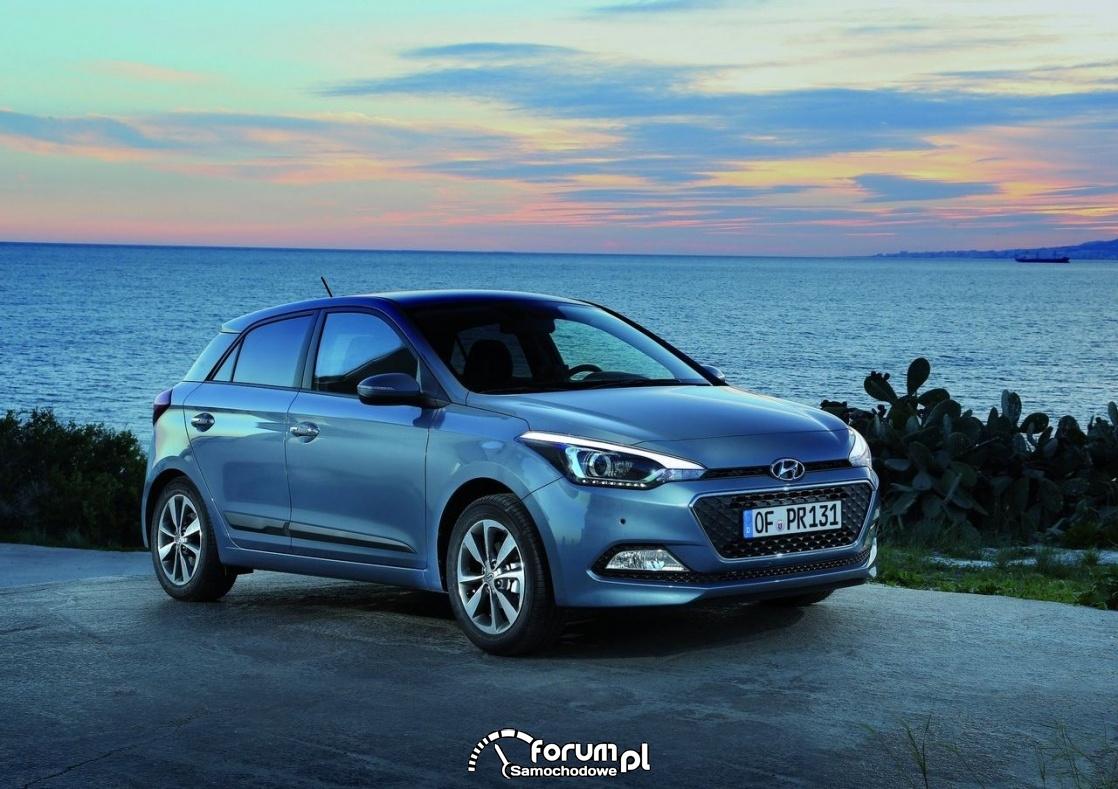 Hyundai i20 1,0 T-GDi MT o mocy 100 KM