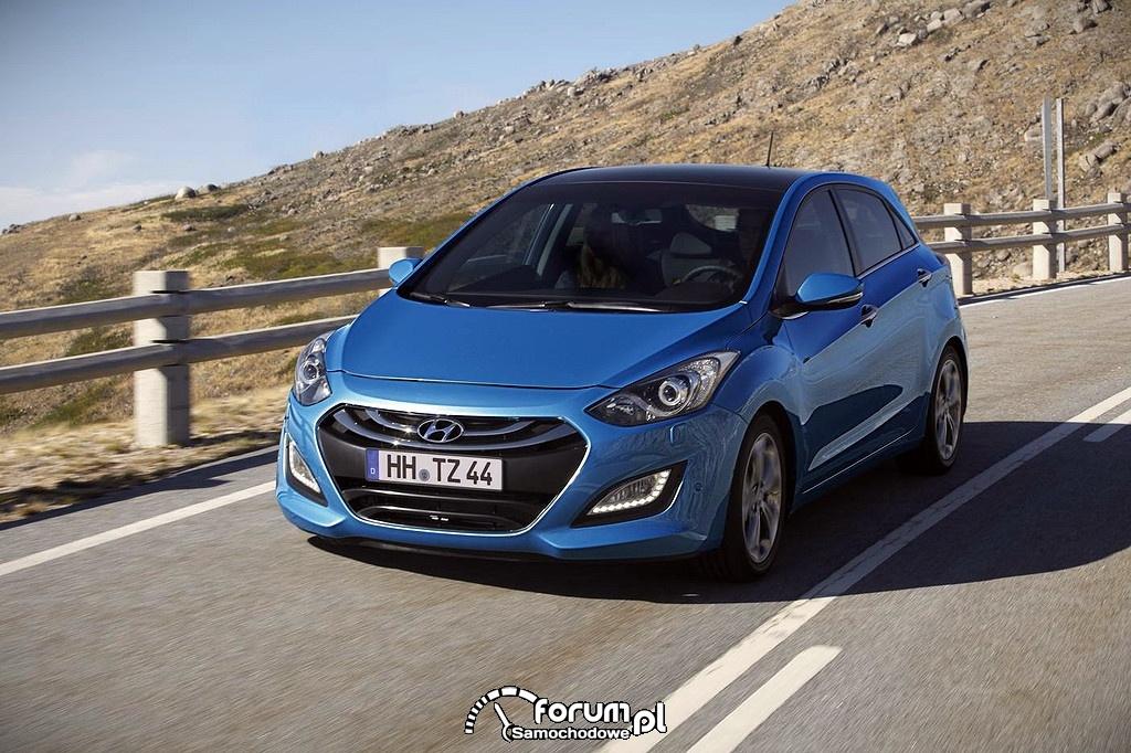Hyundai i30 5-drzwiowy