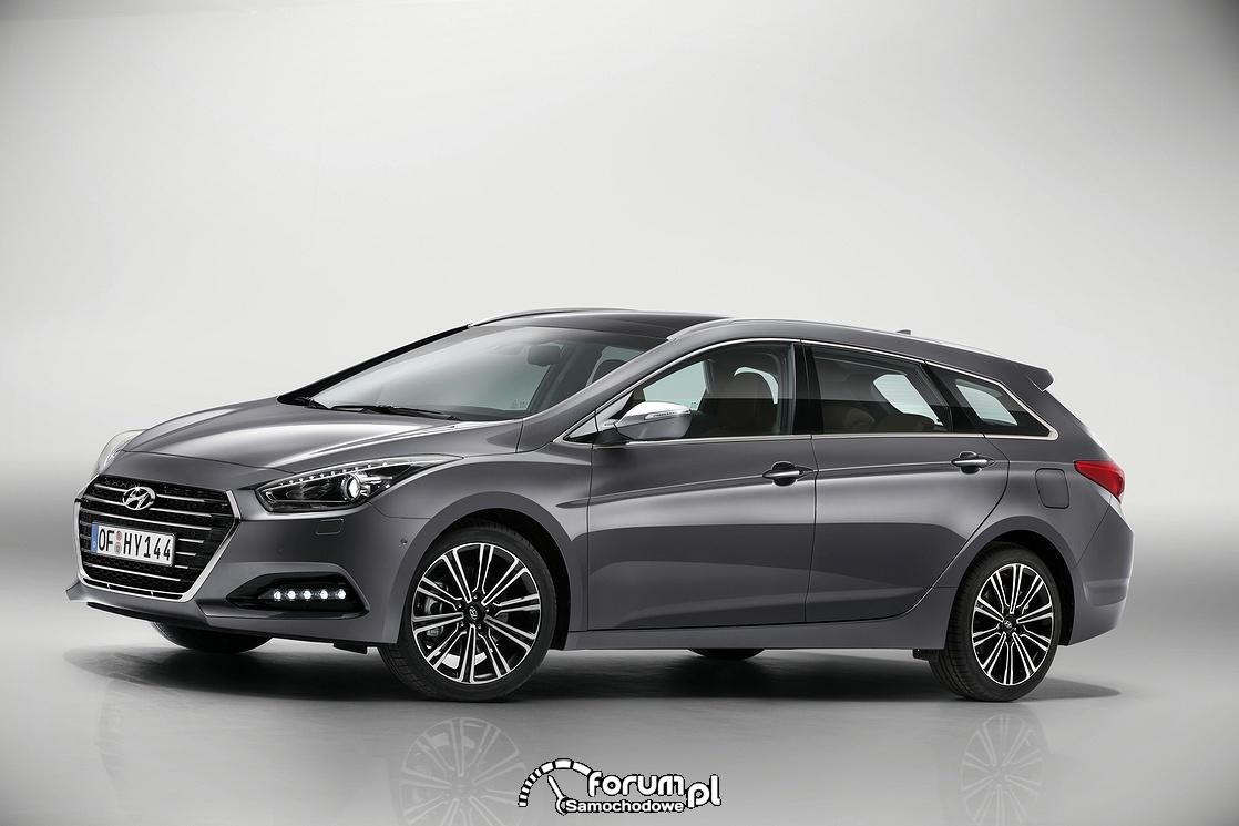 Hyundai i40, kombi