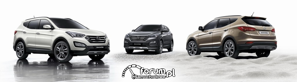 Hyundai Santa Fe, 2012