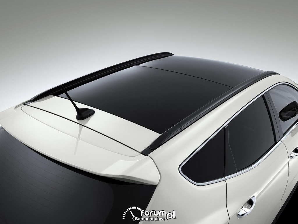 Hyundai Santa Fe, szeroki przeszklony dach, 2012