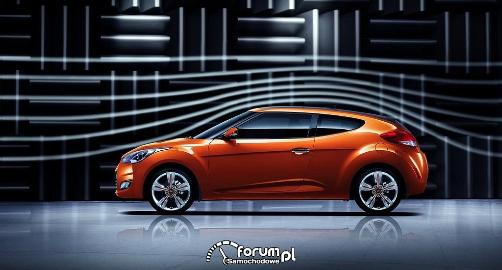Hyundai Veloster, bok