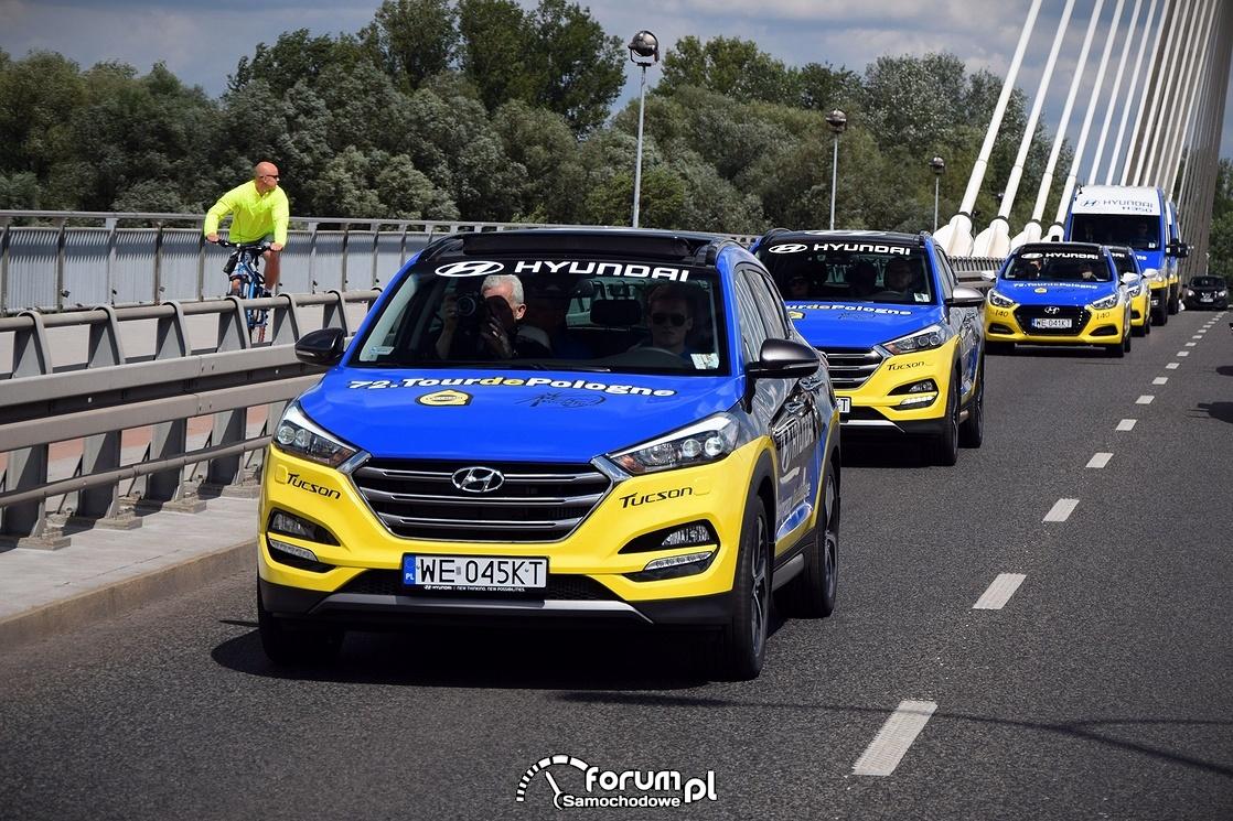 Samochody na moście