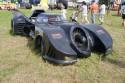 Batmobil, przód