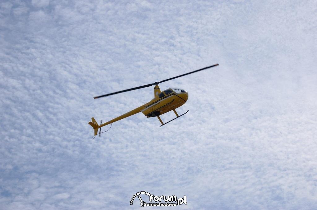 Helikopter - loty wycieczkowe