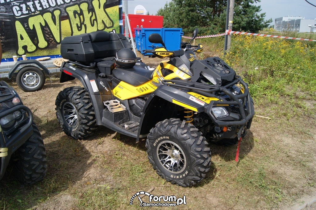 Quad Can-am, ATV Ełk