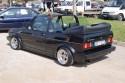 Volkswagen Golf I Cabriolet, czarny